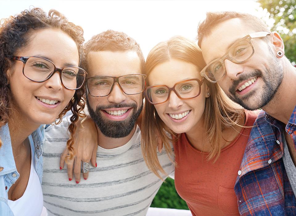Troubles de la vue : il existe des solutions adaptées pour tous.
